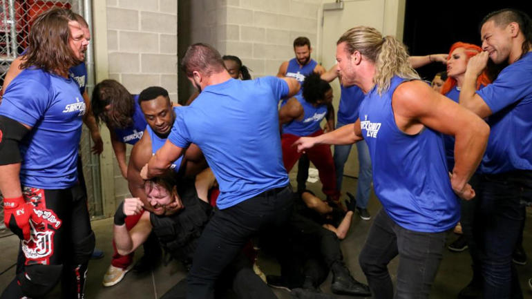 WWE UNDERSIEGE Makes A Mockery Of Anti-Bullying Message - #UD 1