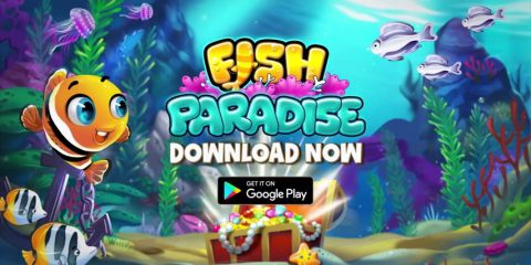 Fish Paradise Supports The Great Barrier Reef - #UD 1