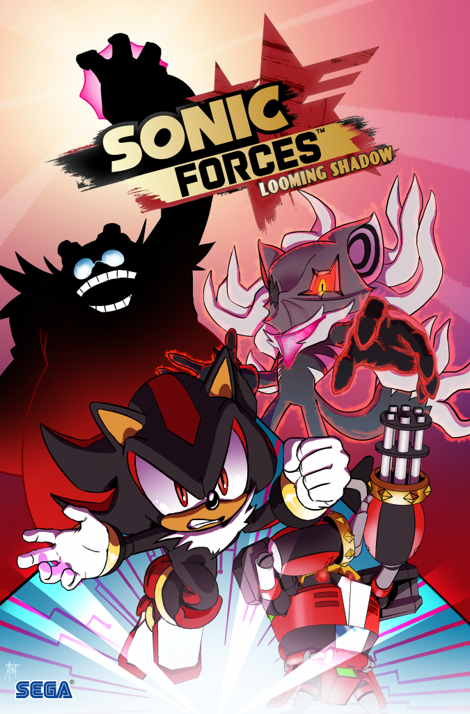 Sonic Forces Digital Comic Chapters 1-3 Out Now - #UD 2