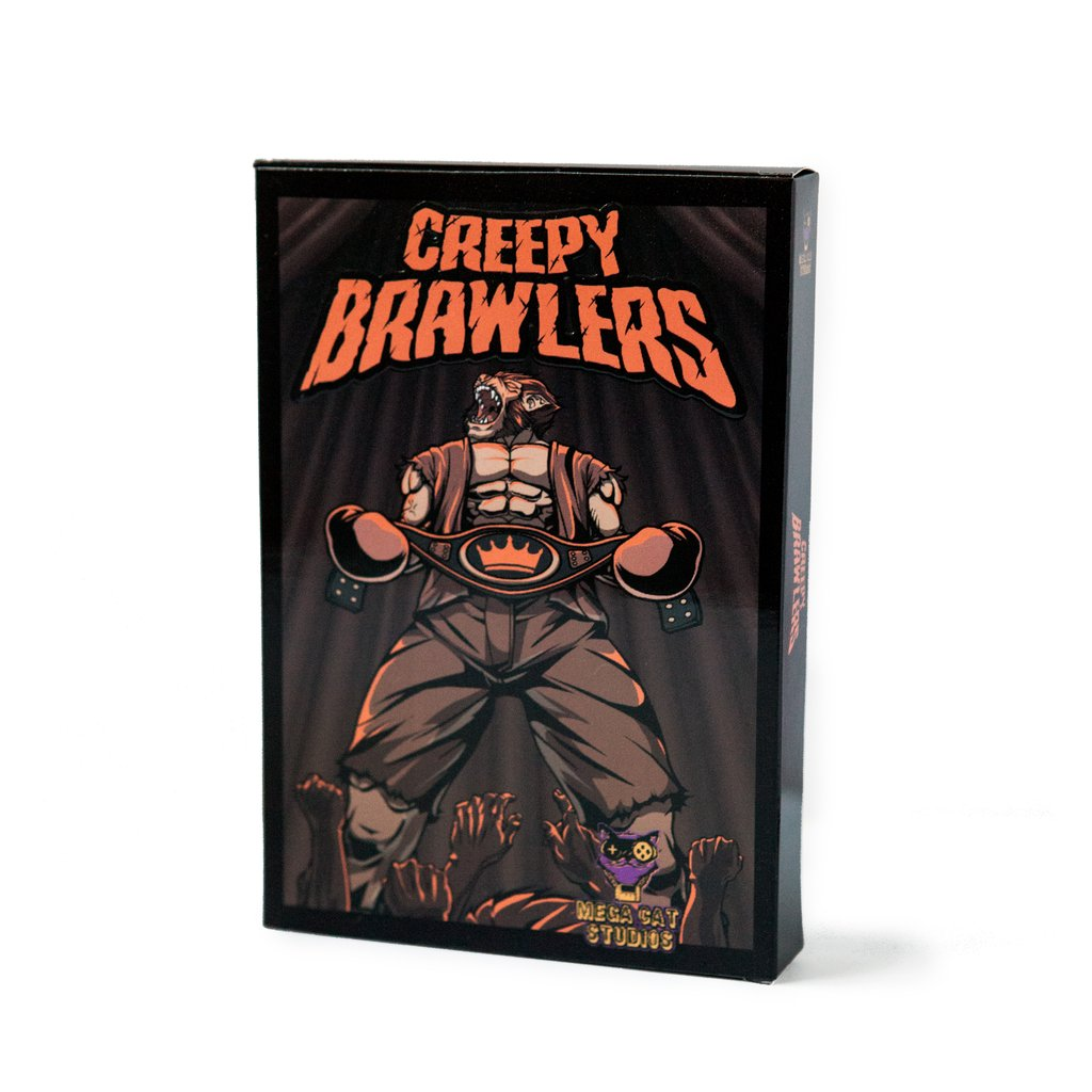 Spooky Boxing Comes to NES in Creepy Brawlers! - #UD 2