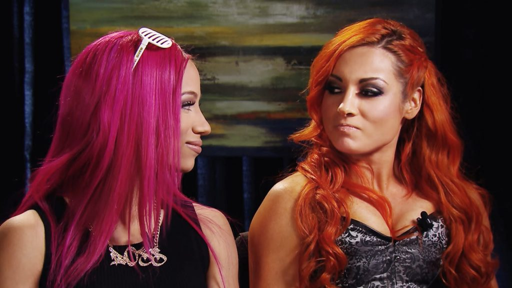 WWE Survivor Series 2017 Divas Showdown - #UD 8