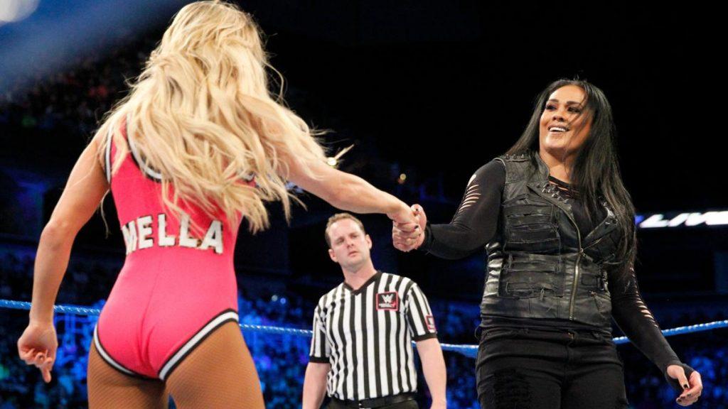 WWE Survivor Series 2017 Divas Showdown - #UD 7