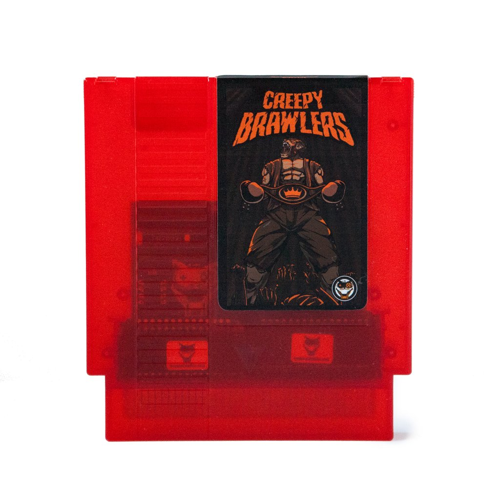 Spooky Boxing Comes to NES in Creepy Brawlers! - #UD 3