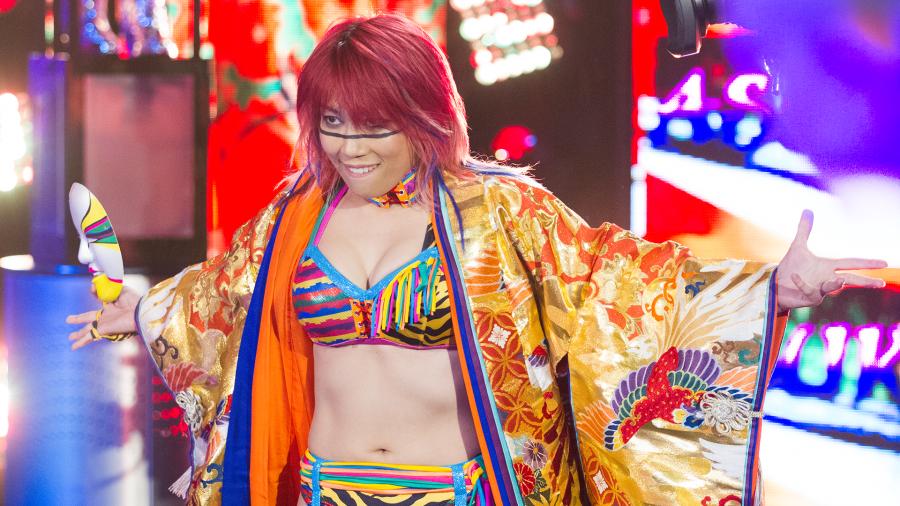 WWE Survivor Series 2017 Divas Showdown - #UD 2