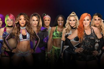 WWE Survivor Series 2017 Divas Showdown - #UD 1