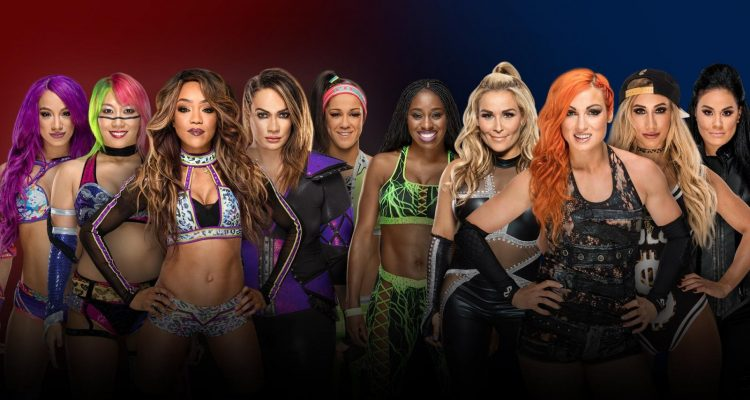WWE Survivor Series 2017 Divas Showdown - #UD 1