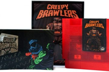 Spooky Boxing Comes to NES in Creepy Brawlers! - #UD 1