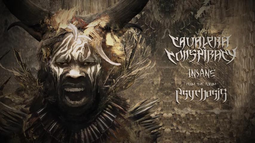 Cavalera Conspiracy - Psychosis | Out Now! - #UD 2