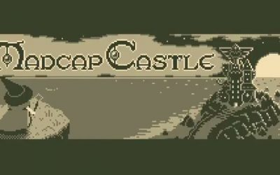 Gameboy-esque Puzzler Madcap Castle Coming Soon - #UD 2