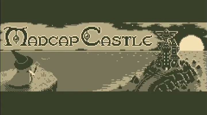 Gameboy-esque Puzzler Madcap Castle Coming Soon - #UD 2