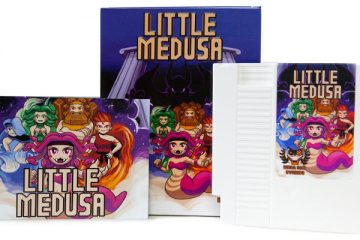 Little Medusa Coming To NES Soon - #UD 1