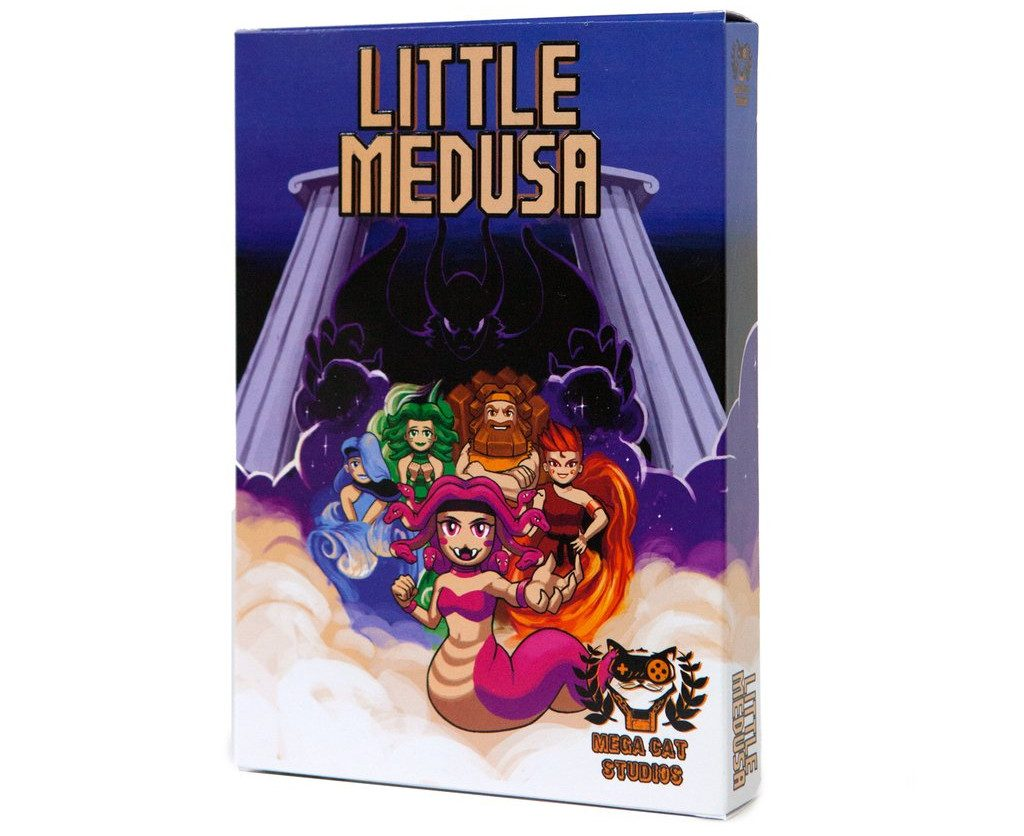 Little Medusa Coming To NES Soon - #UD 2