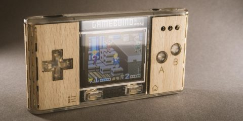 Gamebuino META Puts Retro Gaming in the Palm of Your Hand - #UD 1