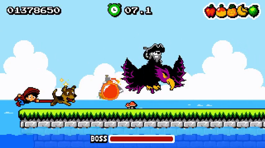 Retro Platformer Miles & Kilo Comes To Steam - #UD 2