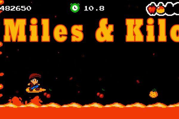 Retro Platformer Miles & Kilo Comes To Steam - #UD 1