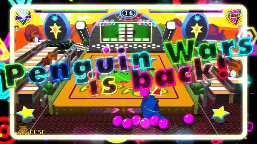 Penguin Wars Waddling Slowly to Launch in Early 2018 - #Ud 1