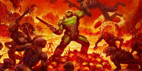 Doom Comes To Nintendo Switch - #UD 1