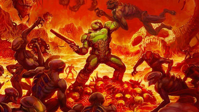 Doom Comes To Nintendo Switch - #UD 1