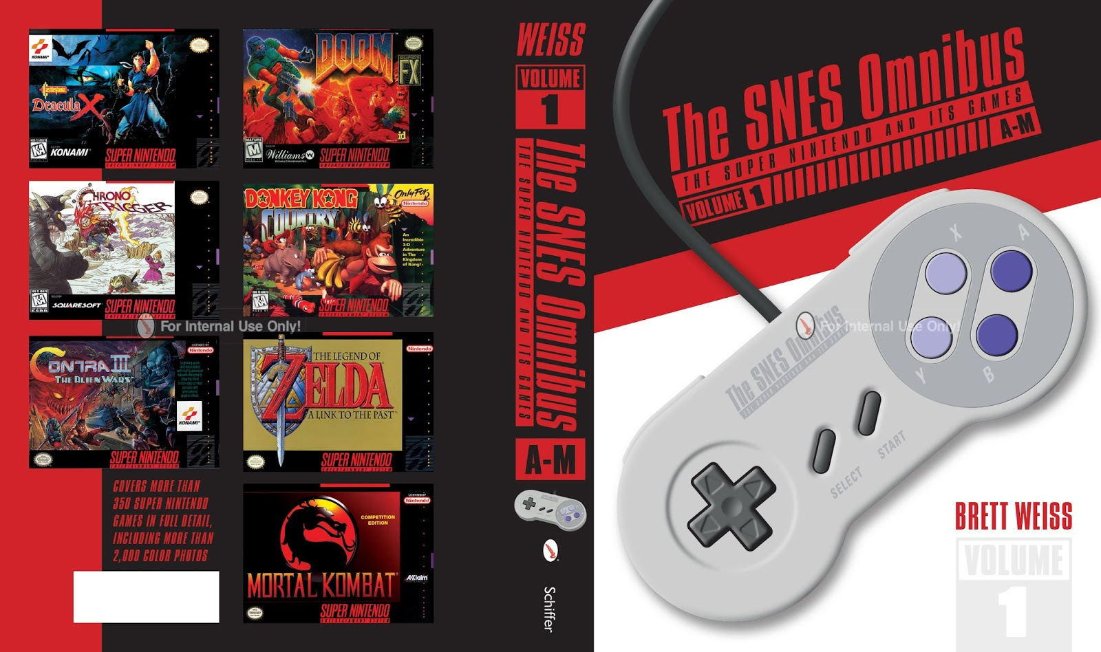 The SNES Omnibus (A-M) Now Available For Pre-Order - #UD 1