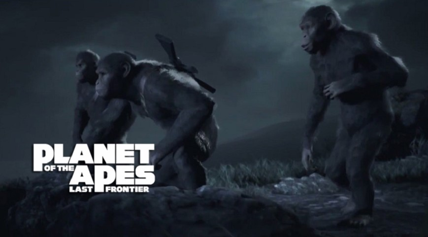 Planet of the Apes: Last Frontier - #UD 1