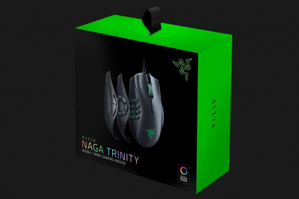 Razer Introduces Razer Naga Trinity & Razer Tartarus V2 - #UD 4