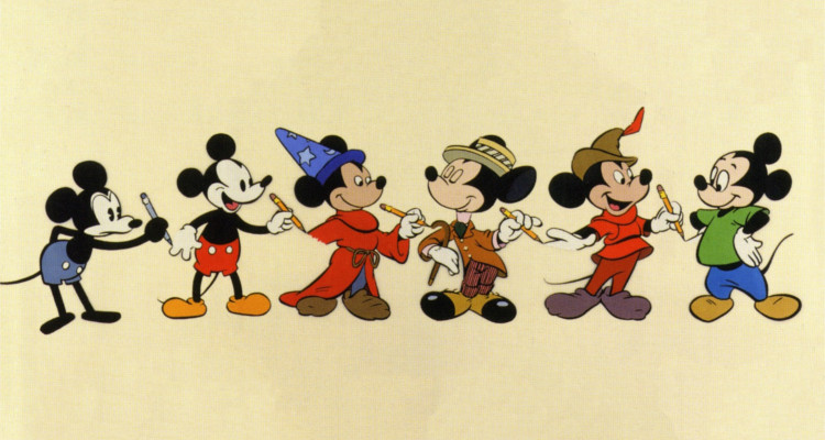 Kingdom Hearts Wishes Mickey Mouse A Happy B-Day - #UD 1