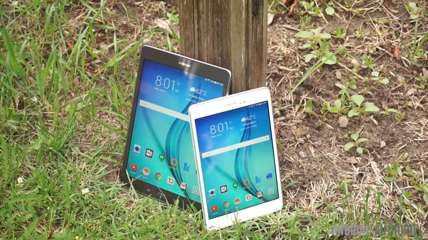 Samsung Introduces The New Samsung Galaxy Tab A - #UD 2