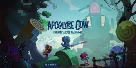 Apocalypse Cow | Cinematic Arcade Awesomeness - #UD 1