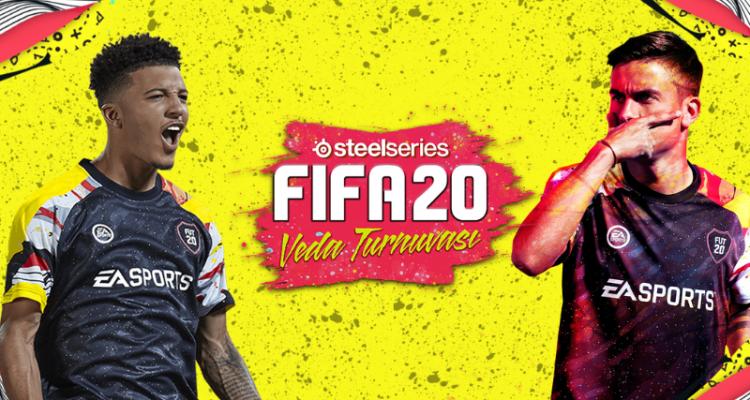 """SteelSeries FIFA 20 """"Veda"""" Turnuvası'nda Mücadele Başlıyor"""